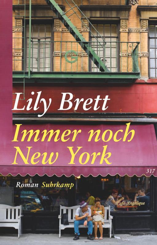 Cover-Bild Immer noch New York