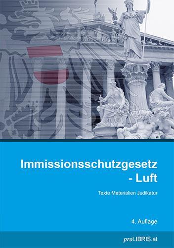 Cover-Bild Immissionsschutzgesetz - Luft