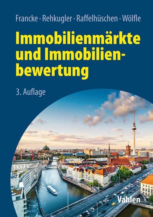 Cover-Bild Immobilienmärkte und Immobilienbewertung