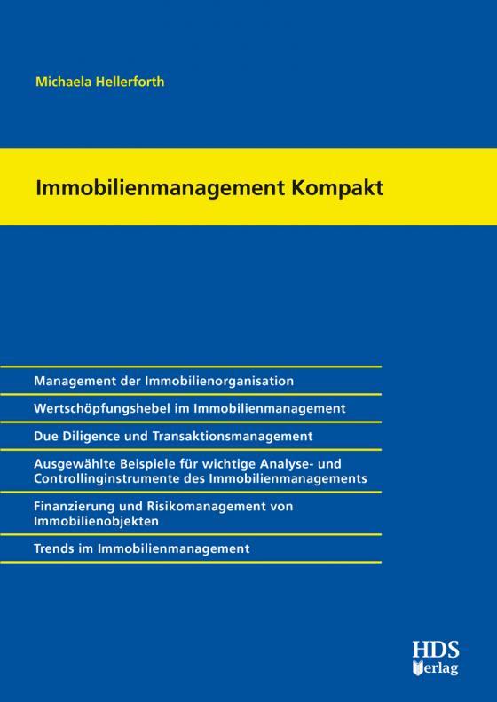 Cover-Bild Immobilienmanagement Kompakt