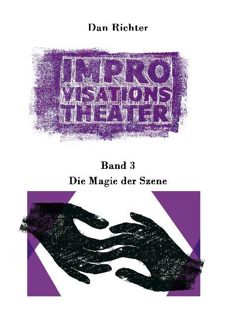 Cover-Bild Improvisationstheater. Die Magie der Szene