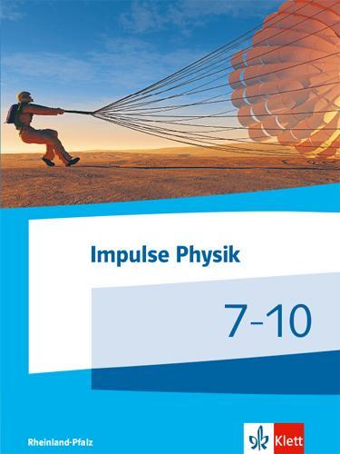 Cover-Bild Impulse Physik 7-10. Ausgabe Rheinland-Pfalz