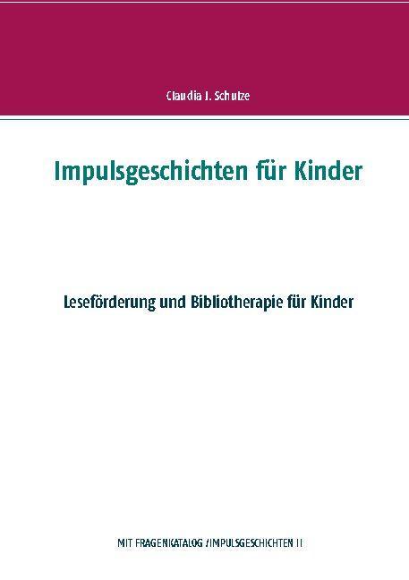 Cover-Bild Impulsgeschichten