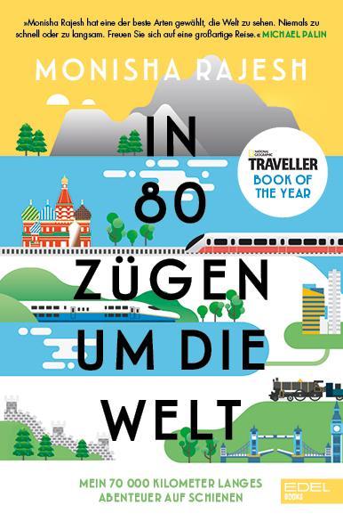Cover-Bild In 80 Zügen um die Welt