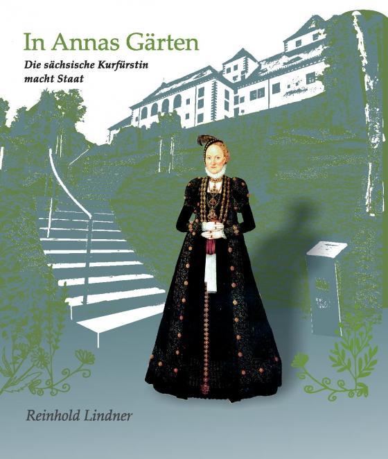 Cover-Bild In Annas Gärten
