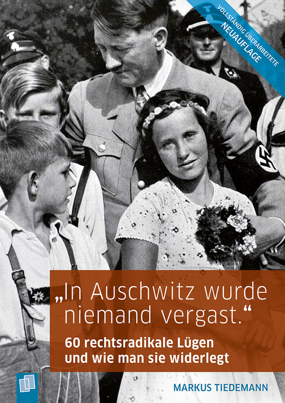 """Cover-Bild """"In Auschwitz wurde niemand vergast."""""""