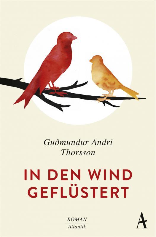 Cover-Bild In den Wind geflüstert