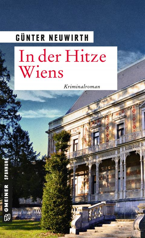 Cover-Bild In der Hitze Wiens