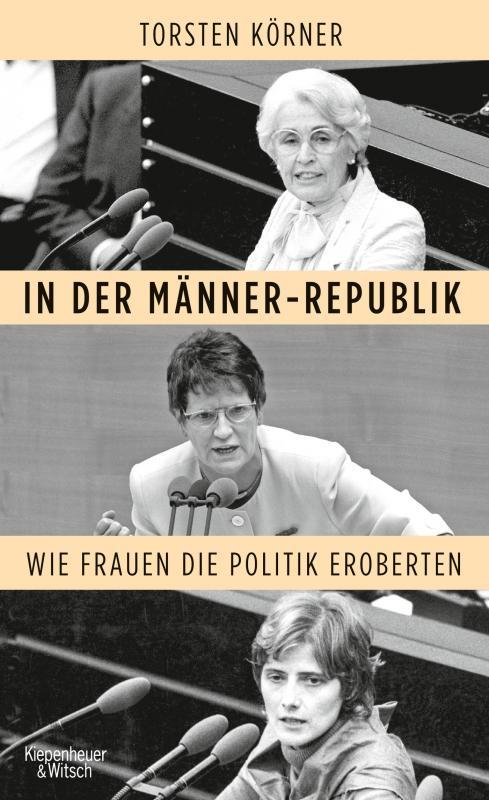 Cover-Bild In der Männerrepublik
