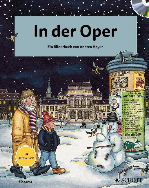 Cover-Bild In der Oper