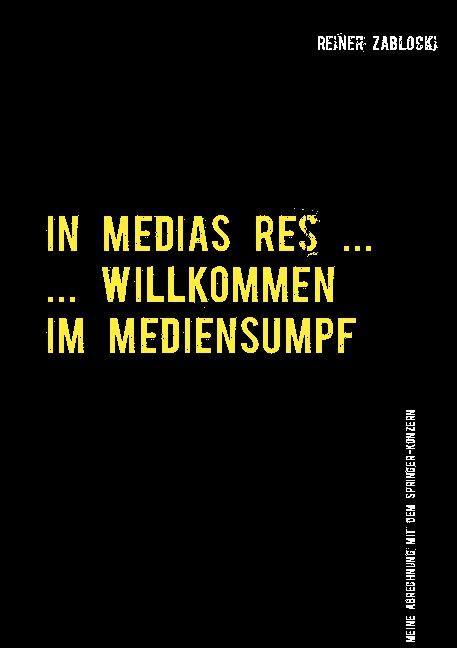 Cover-Bild IN MEDIAS RES ...