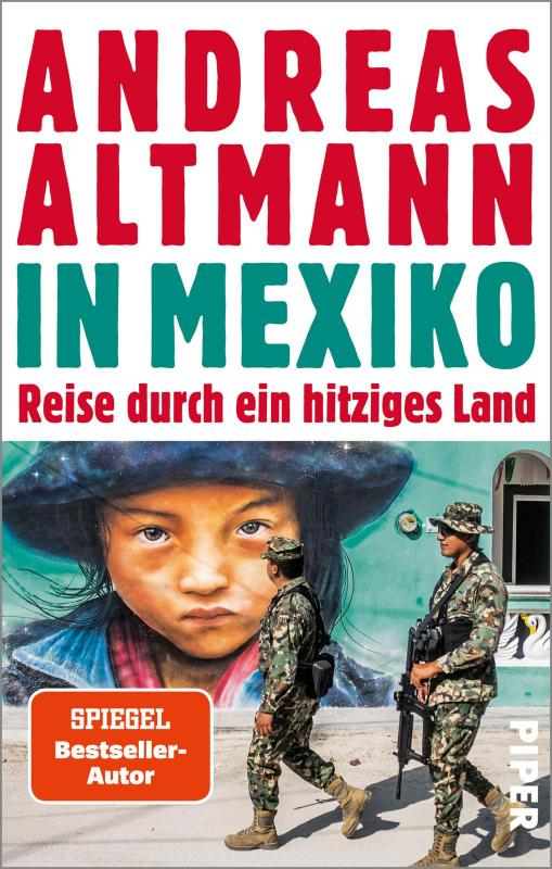Cover-Bild In Mexiko