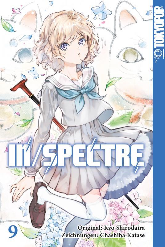 Cover-Bild In/Spectre 09