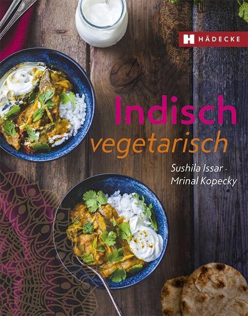 Cover-Bild Indisch vegetarisch