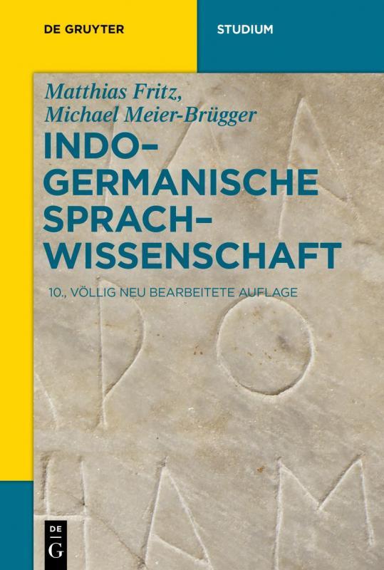 Cover-Bild Indogermanische Sprachwissenschaft