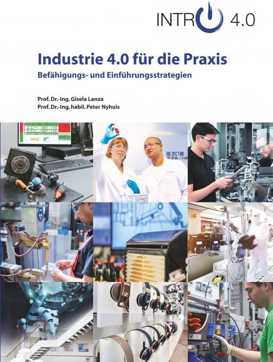 Cover-Bild Industrie 4.0 für die Praxis