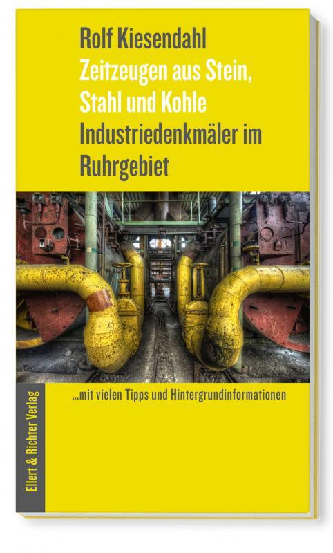 Cover-Bild Industriedenkmäler im Ruhrgebiet