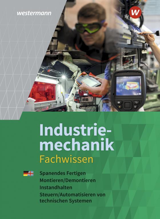 Cover-Bild Industriemechanik Fachwissen