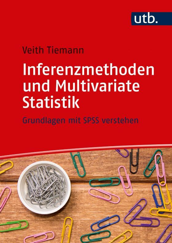 Cover-Bild Inferenzmethoden und Multivariate Statistik