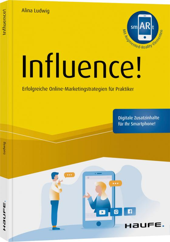 Cover-Bild Influence! - inkl. Augmented-Reality-App
