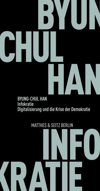 Cover-Bild Infokratie