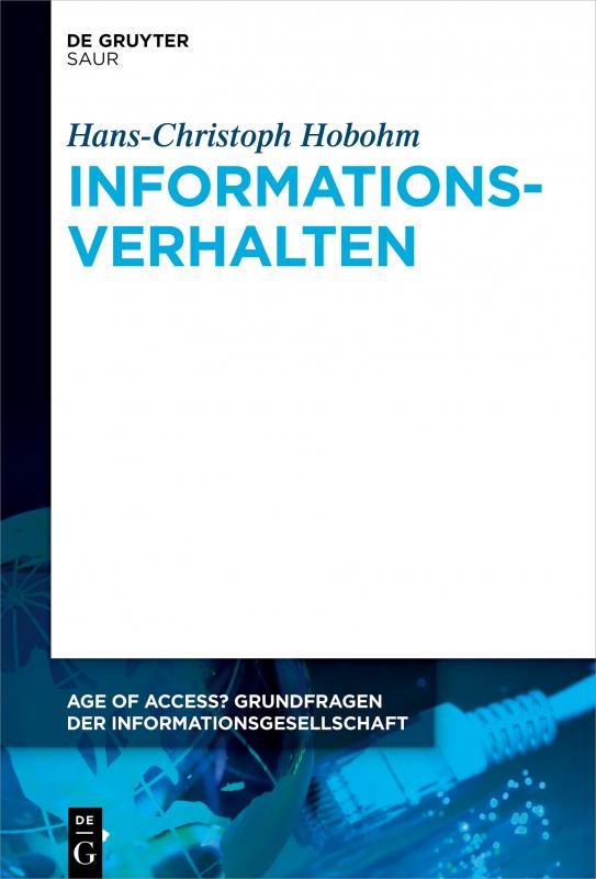 Cover-Bild Informationsverhalten