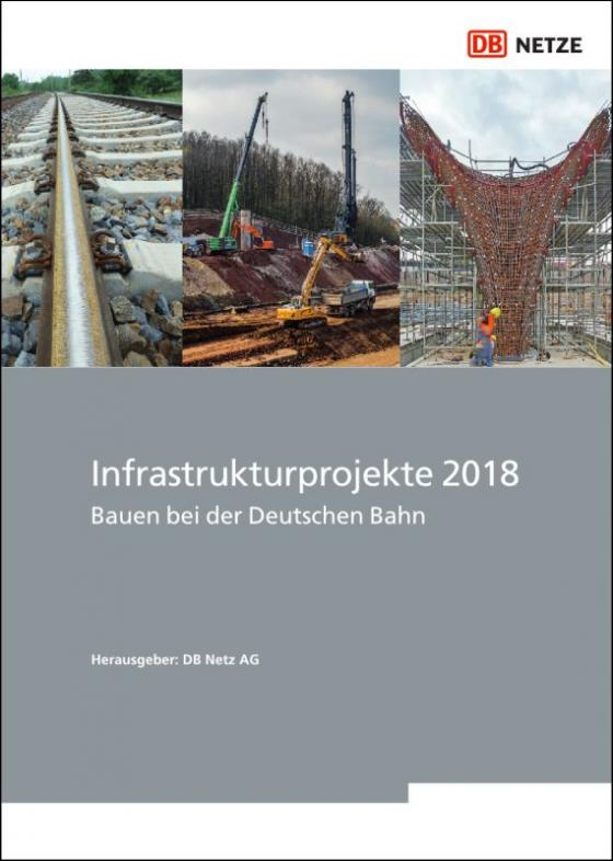 Cover-Bild Infrastrukturprojekte 2018