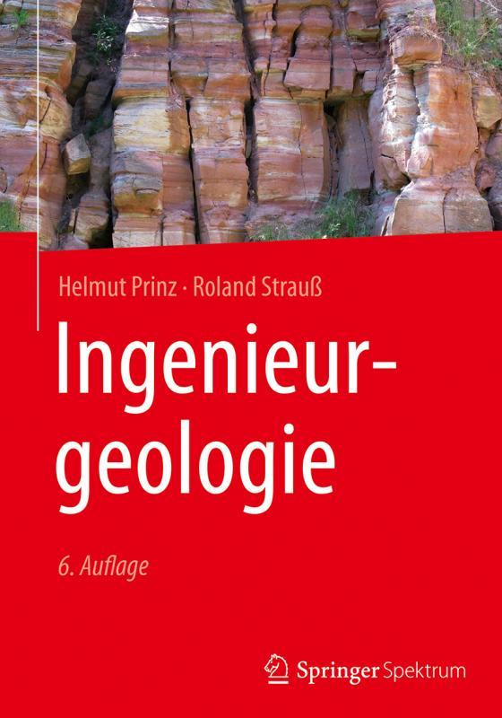 Cover-Bild Ingenieurgeologie