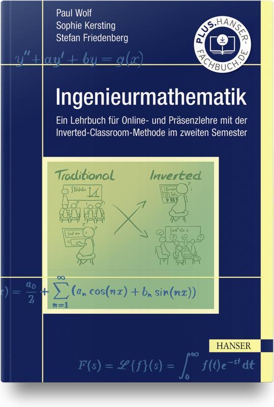 Cover-Bild Ingenieurmathematik