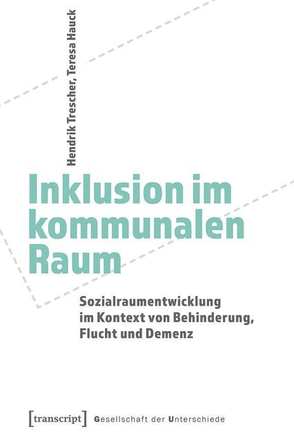 Cover-Bild Inklusion im kommunalen Raum