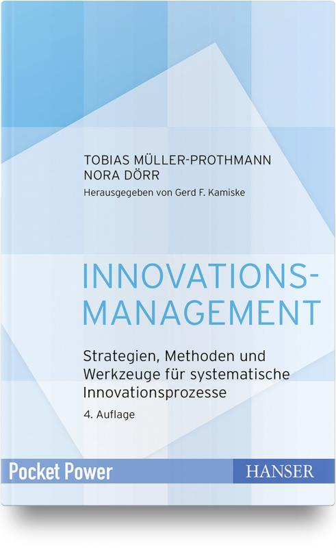 Cover-Bild Innovationsmanagement
