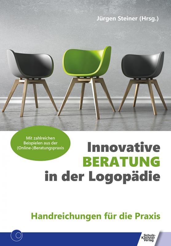 Cover-Bild Innovative Beratung in der Logopädie