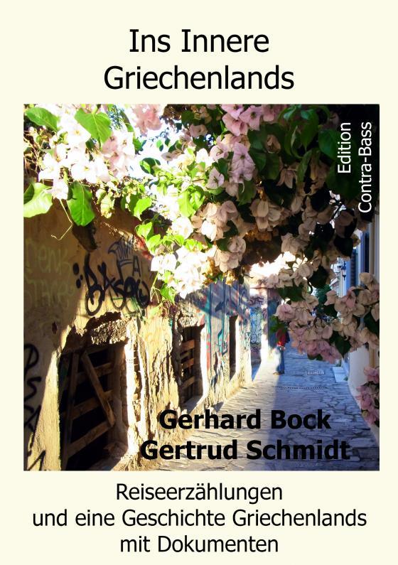 Cover-Bild Ins Innere Griechenlands