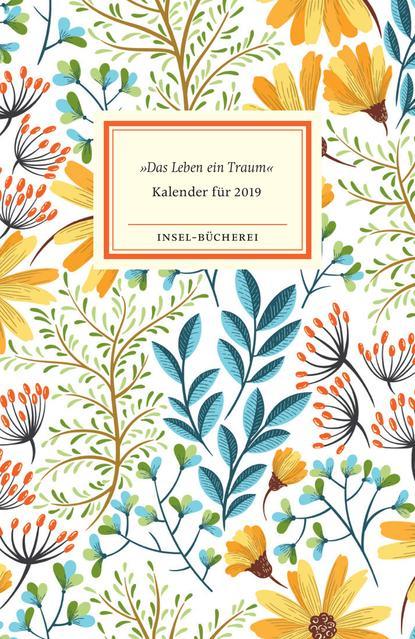 Cover-Bild Insel-Bücherei Kalender 2019