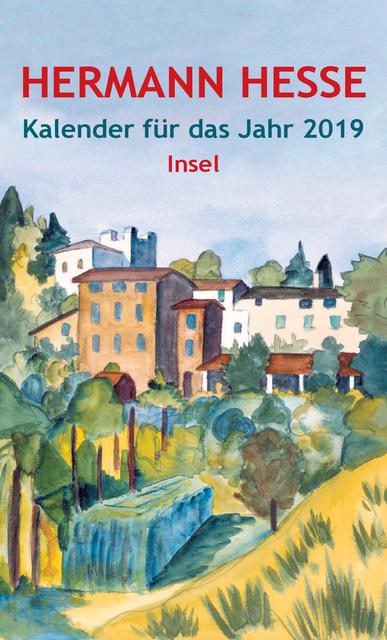Cover-Bild Insel-Kalender für das Jahr 2019