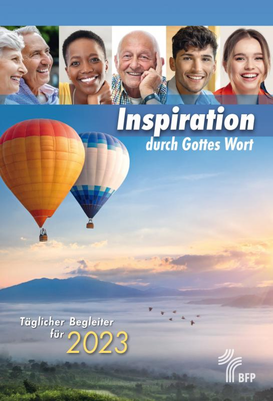 Cover-Bild Inspiration durch Gottes Wort