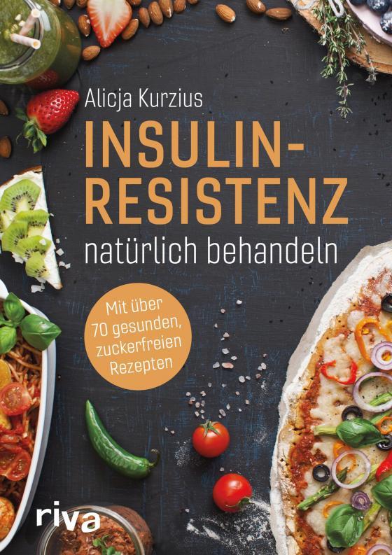 Cover-Bild Insulinresistenz natürlich behandeln