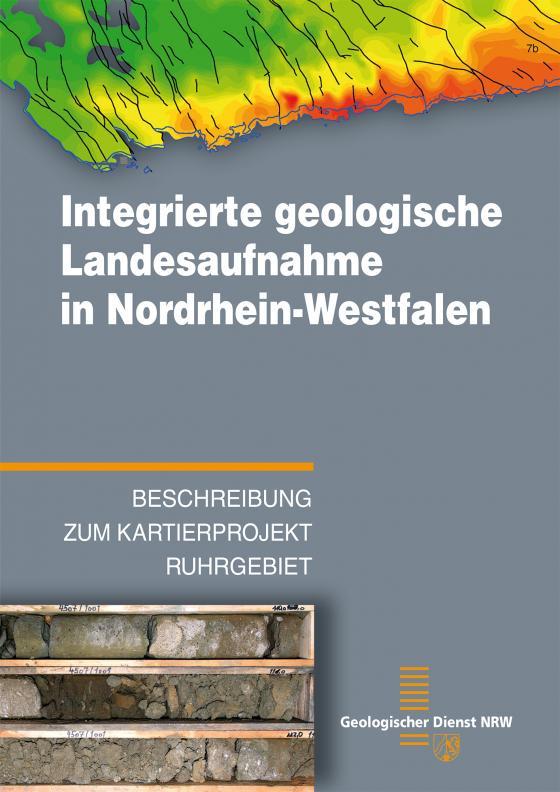 Cover-Bild Integrierte geologische Landesaufnahme in Nordrhein-Westfalen