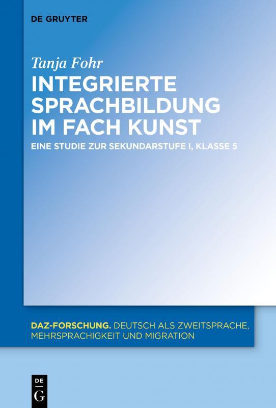 Cover-Bild Integrierte Sprachbildung im Fach Kunst