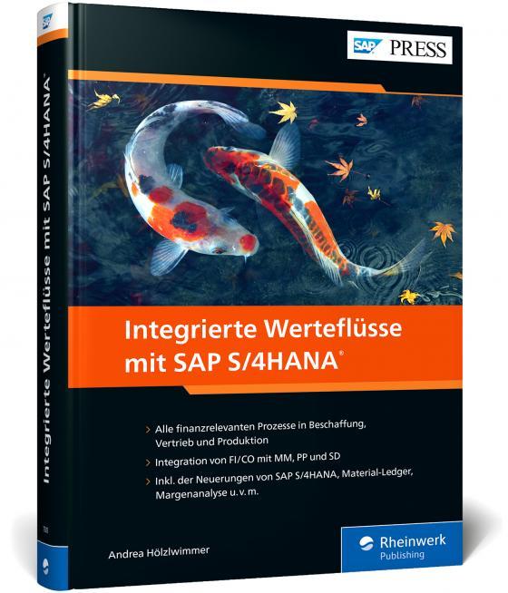Cover-Bild Integrierte Werteflüsse mit SAP S/4HANA