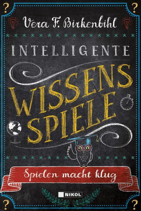 Cover-Bild Intelligente Wissens-Spiele