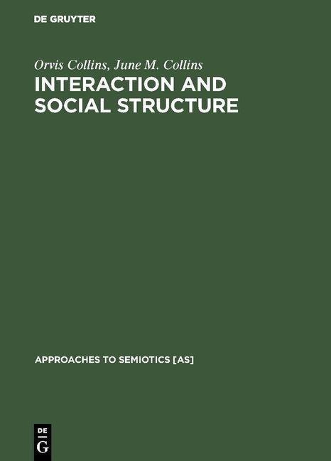 Cover-Bild Interaction and Social Structure