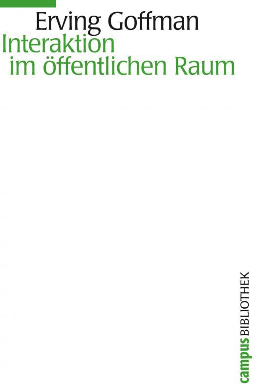 Cover-Bild Interaktion im öffentlichen Raum