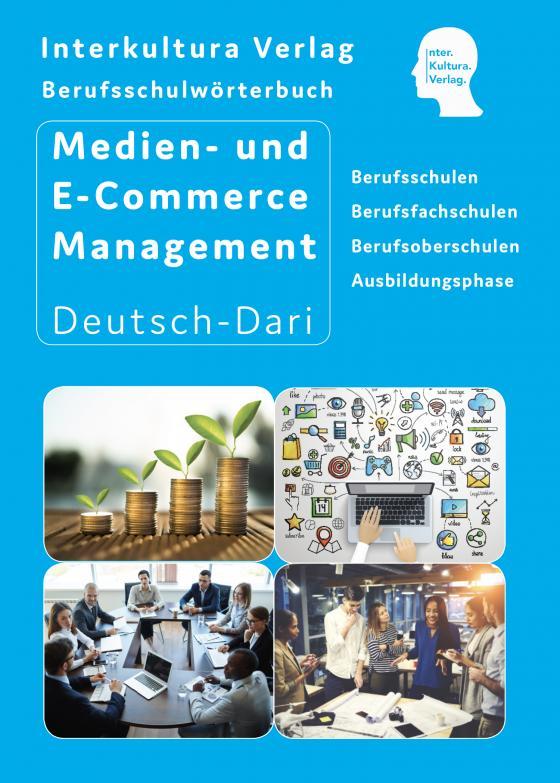 Cover-Bild Interkultura Berufsschulwörterbuch für Medien- und E-Commerce Management