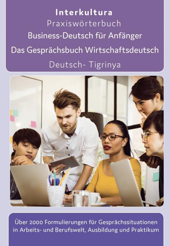 Cover-Bild Interkultura Business-Deutsch für Anfänger Deutsch-Tigrinya