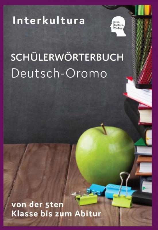Cover-Bild Interkultura Schülerwörterbuch Deutsch-Oromo