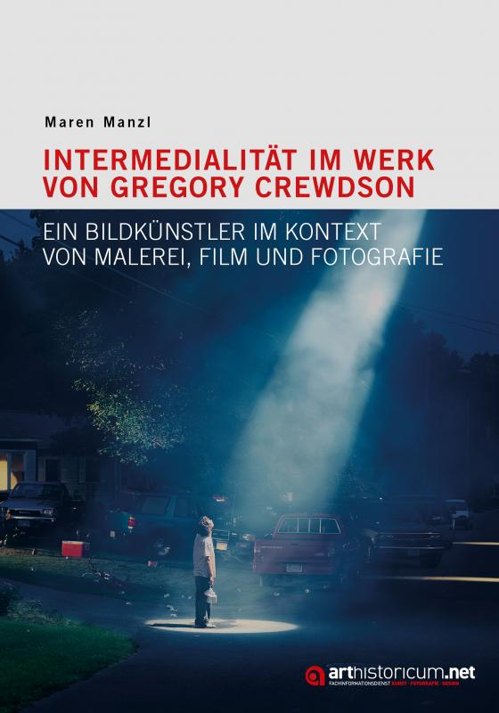 Cover-Bild Intermedialität im Werk von Gregory Crewdson