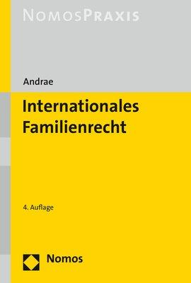 Cover-Bild Internationales Familienrecht