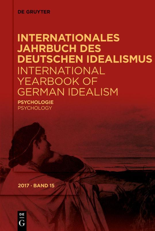 Cover-Bild Internationales Jahrbuch des Deutschen Idealismus / International... / Psychologie