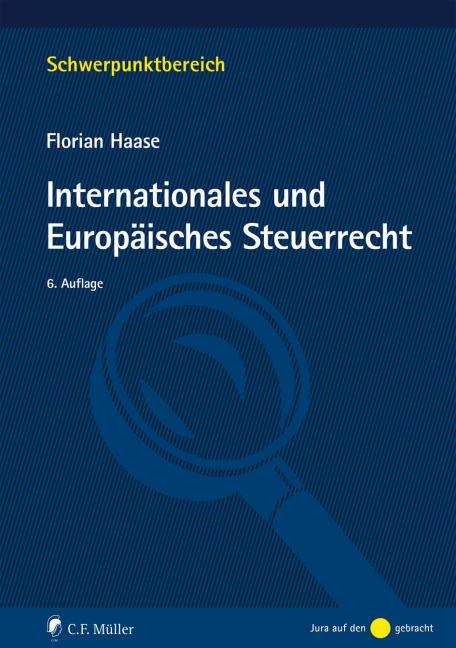 Cover-Bild Internationales und Europäisches Steuerrecht